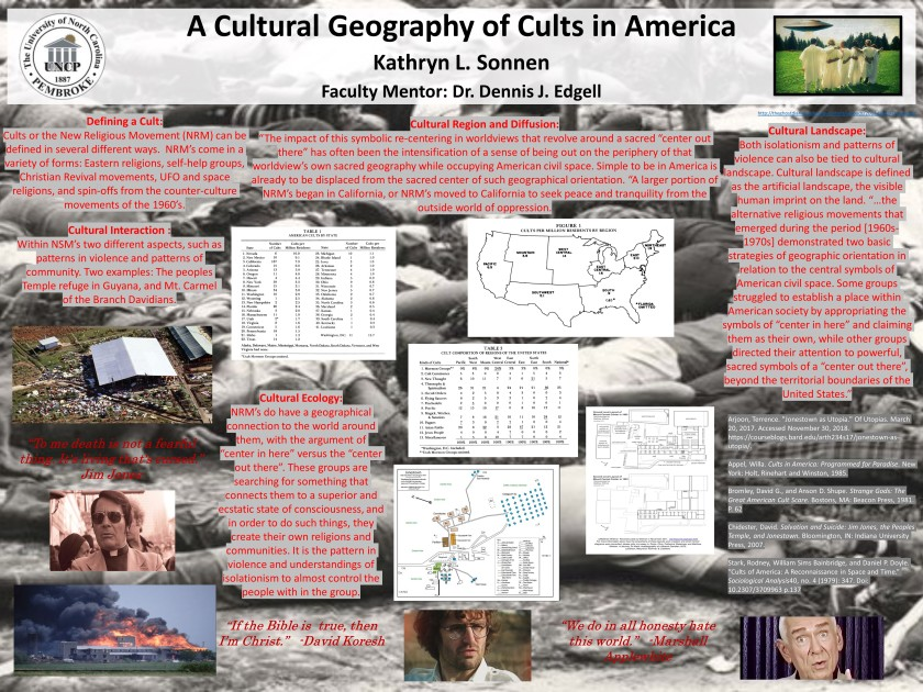 K S cults Poster