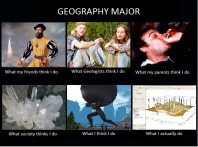 geography major