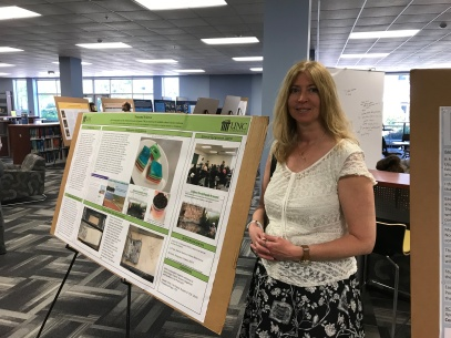 Amy G at Library Showcase 2019