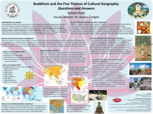 A Cultural Geography of Buddhism 2019