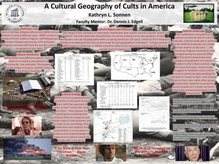 Sonnen cults poster 12-5-2018
