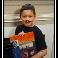 4th Grade Presentations: Salvador Dali Book Report