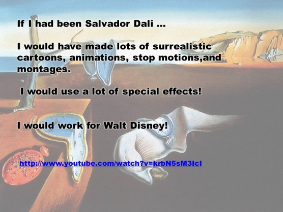 Salvador Dali project Slide (12)