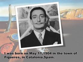 Salvador Dali project Slide (2)
