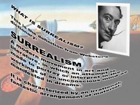 Salvador Dali project Slide (5)