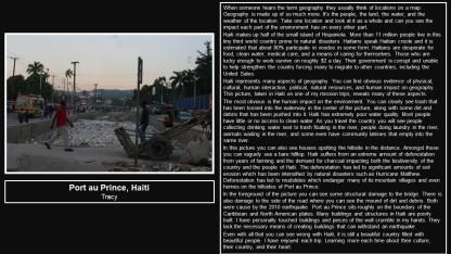 Haiti Photo-Tracy