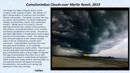 Kaitlyn Myrtle Beach 2019