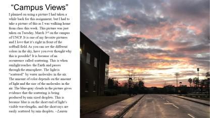 Lauren Campus Views