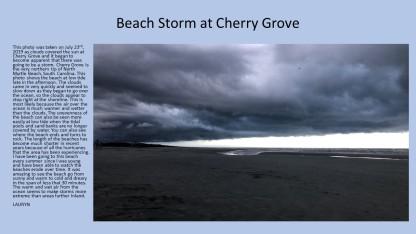 Lauryn beachstormGGY