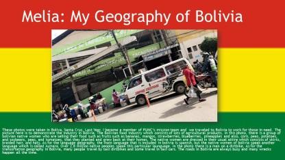 Melia Geography photo