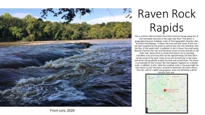 Raven Rock Rapids - Updated