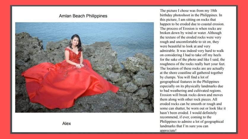 alex phillipines rock