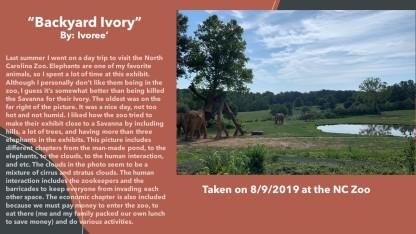 Ivoree Mobley-NC zoo