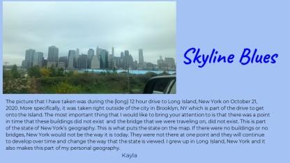 Kayla skyline blues