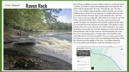 Taiquan raven rock