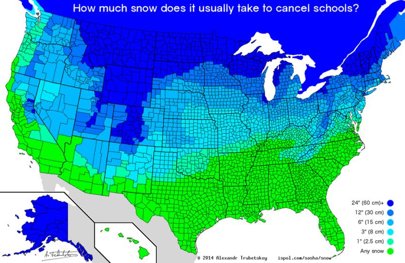 Source: Map made by Alex Trubetskoy, 2014. Ispol.com/sasha/snow