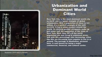 dominant world city