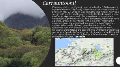 highest point in ireland