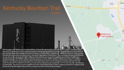 Sierra bourbon trail Photo Contest