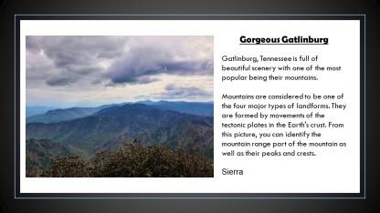 Sierra C photo contest