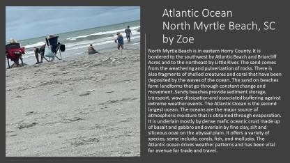 Zoe Atlantic Ocean